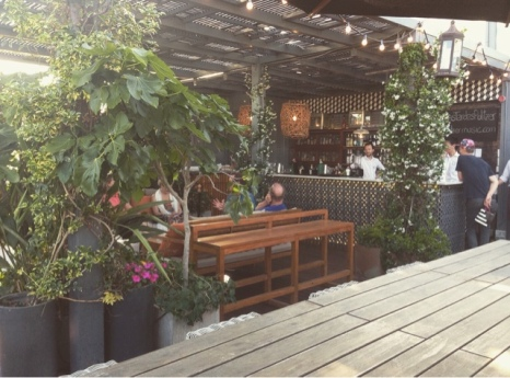 la terraza pulitzer barcelona