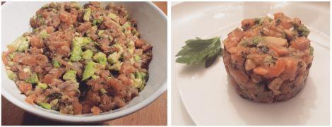 tartar salmon receta3