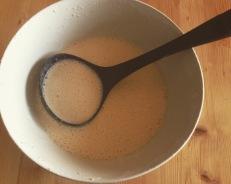 la receta de crepes